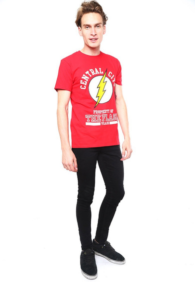Playera The Flash Original Marca Toxic Mod 17 Envio Gratis