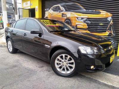 Gm Omega Cd 3.6 V6 2011 Preto Blindado N3 Muito Novo!!