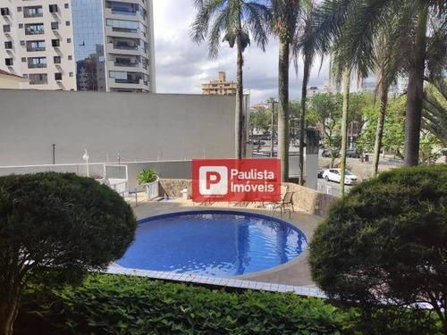 Apartamento Com 2 Dormitórios À Venda, 76 M² Por R$ 645.000,00 - Boqueirão - Santos/sp - Ap30887