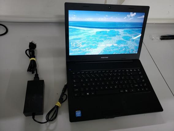 Notebook Positivo 320hd 2gb Ddr3 Proc Intel Win10