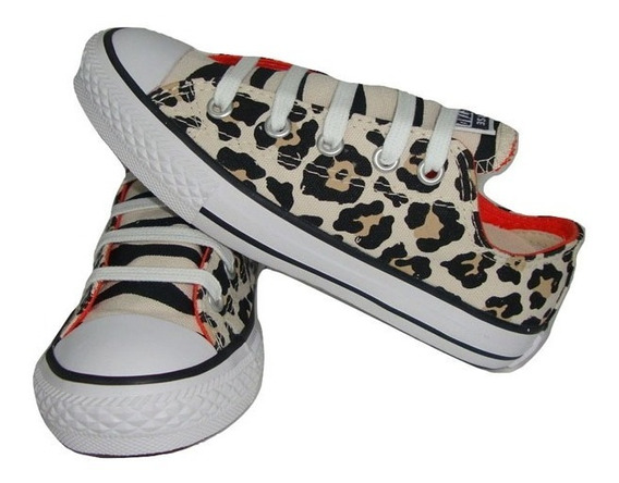 Tênis Converse Chuck Taylor All Star Animal Kids Original