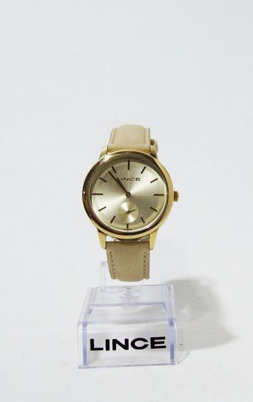 Relógio Analógico Feminino Lince Lrc4531l