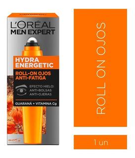 Crema Contorno De Ojos Loreal Men Expert Hydra Energetic 15m