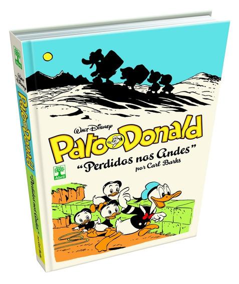 Pato Donald Perdidos Nos Andes! Novo Lacrado!