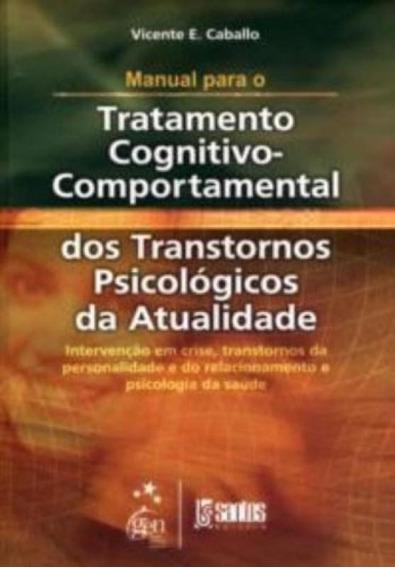 Manual Para O Tratamento Cognitivo Comportamental Dos Transt