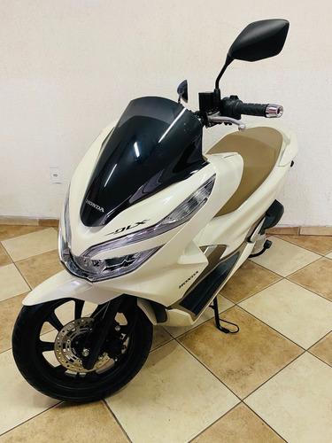Honda Pcx 150 Dlx Abs - 2019 - Financiamos - Km 12.000