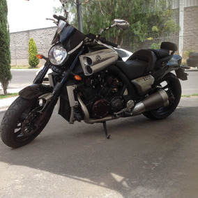 Yamaha Vmax 1700 Naked Crusero Deportiva Única