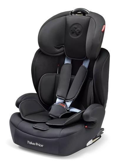 Cadeira Cadeirinha Carro Fisher Price Safemax Isofix 9-36kg