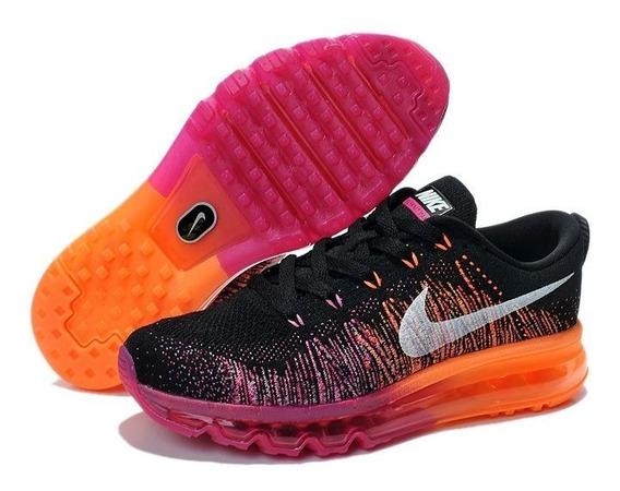 Tenis Nike Flyknit Air Max