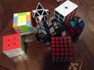 Cubos Rubik