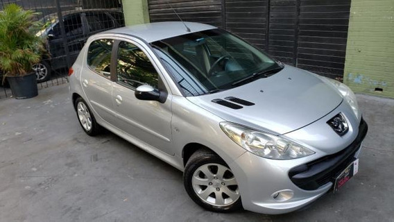 Peugeot 207 Hatch Xr S 1.4 2009 Completo Flex