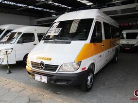 Mercedes-benz Sprinter 413 T.a. E.l. 2011/2012 28 Lugares