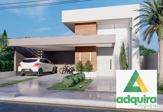 Casa Em Condomínio Com 3 Quartos No Terras Alphaville - 5347-v