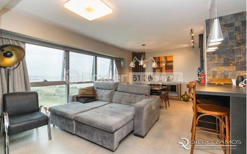 Imagem 1 de 30 de Apartamento, 1 Dormitórios, 73.58 M², Praia De Belas - 192043