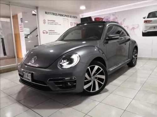 Imagen 1 de 12 de Volkswagen Beetle 2018 2.5 Sound Tiptronic At