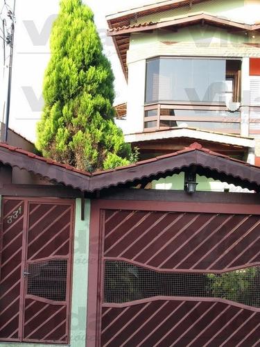Casa Sobrado  A Venda Em Jardim Das Flores  -  Osasco - 24556
