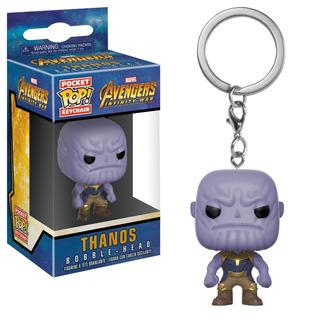 Pocket Pop Llavero Thanos Marvel Avengers Funko Keychain