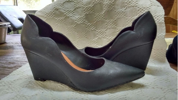 Sapato Alto Anabela