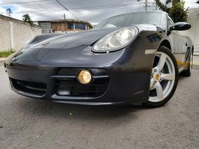 Porsche Cayman S Coupe 2007 6vel Posible Cambio Impecable