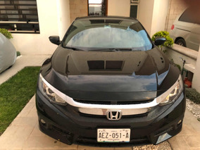 Honda Civic 1.5 Coupe Turbo At Cvt 2017