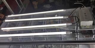 Guirnalda De 4 Tubos Sumergibles Para Alberca Transfor Ip65
