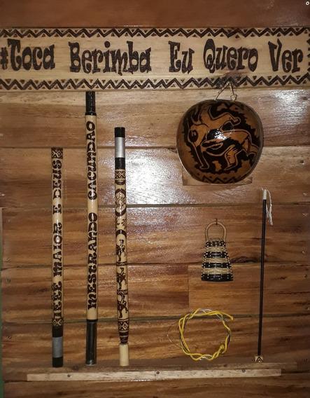 Berimbau Desmontavel Original