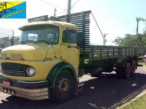 Mb 1516 Truck Carroceria