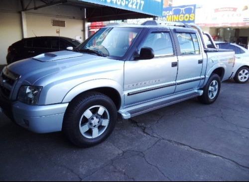 Imagem 1 de 3 de Chevrolet S10 2010 2.4 Executive Cab. Dupla 4x2 Flexpower 4p