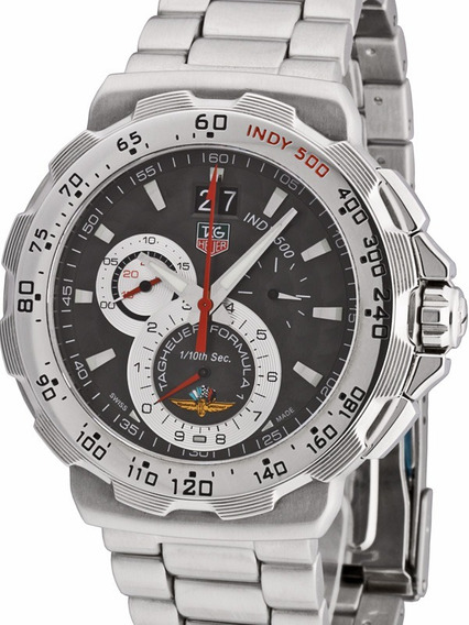 Relógio Tag Heuer Cah101a - Fórmula 1 Indy - Grand Date