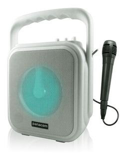Parlante Portatil Panacom T48cm Karaoke/bluetooth