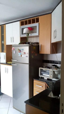 Apartamento Com Cond 2 Dorm,1 Vg,bairro Baeta Neves Ref 1732