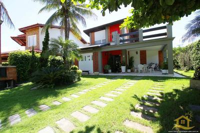 Casa No Bairro Bougainvillée Ii Em Peruíbe - Lcc-657