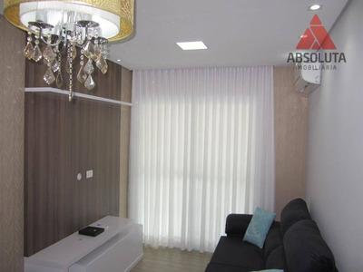 Apartamento Com 3 Dormitórios À Venda, 72 M² Por R$ 460.000 - Residencial Boa Vista - Americana/sp - Ap1816