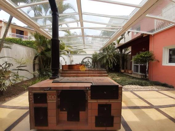 Casa Com 4 Dormitórios À Venda, 365 M² Por R$ 2.300.000 - Swiss Park - São Bernardo Do Campo/sp - Ca0338