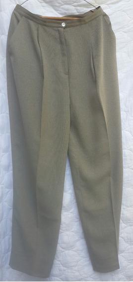 Pantalon De Vestir Para Dama Talla 14 - Muy Poco Uso