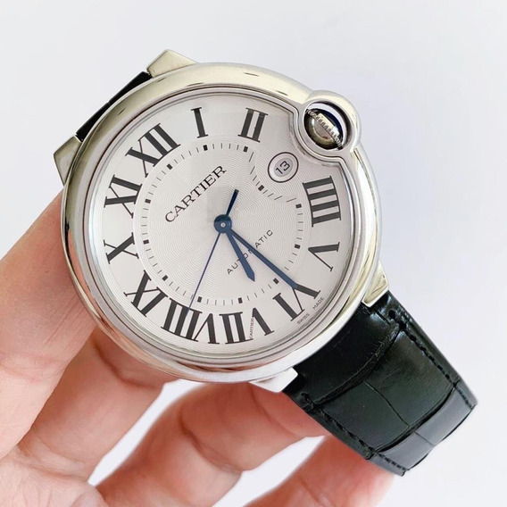 Cartier Ballon Bleu 42mm 2019