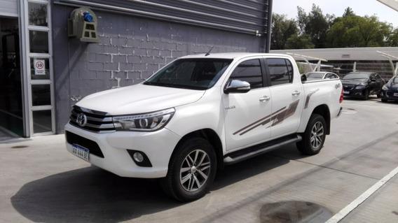 Toyota Hilux 2.8 Dc 4x4 Tdi Srx Aut L/16 2016