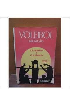 Voleibol Iniciação - Volume 1 Y. P. Suvorov E O.