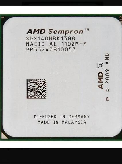 Processador Cpu Amd Sempron 140 45w 2.7ghz Socket Am3 Sdx140