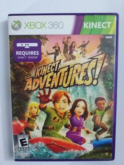 Jogo Xbix 360 Kinect Adventures