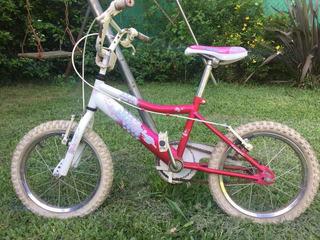 Bicicleta Raleigh Lil Honey, Rodado 16 Infantil
