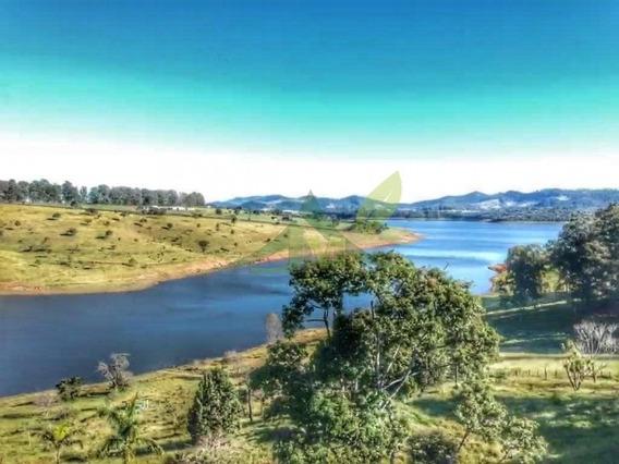 Oportunidade Belo Terreno Na Beira Da Represa Em Piracaia - 1030