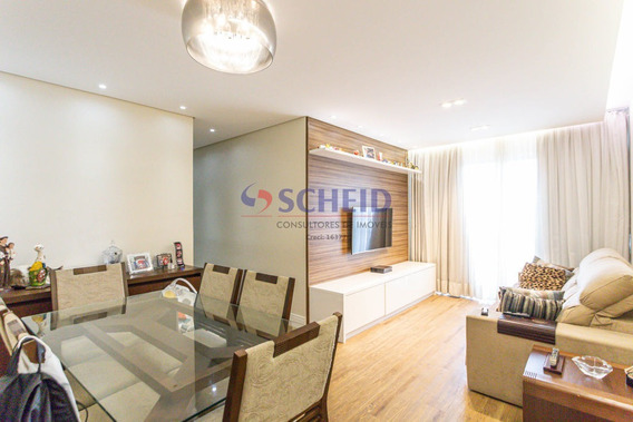 Apt Jardim Marajoara 3 Dormitórios, Reformado Próximo Rua Sócrates , Lazer Completo - Mr53930