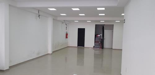Loja Comercial Para Alugar, 140 M² Por R$ 8.000/mês - Vila Belmiro - Santos/sp - Lo0108