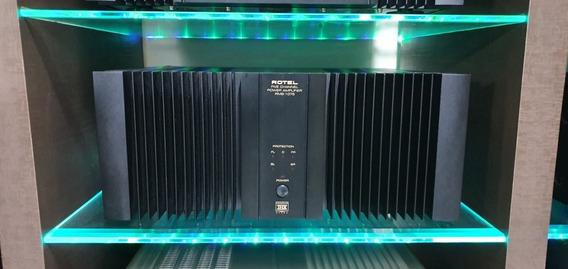 Amplificador Multi Canal Rotel Rmb 1075 Impecavél