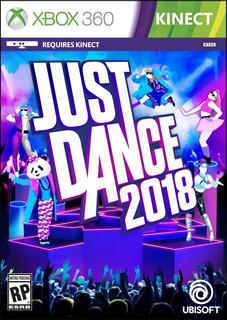 Just Dance 2018 Xbox 360 Original Dig1tal