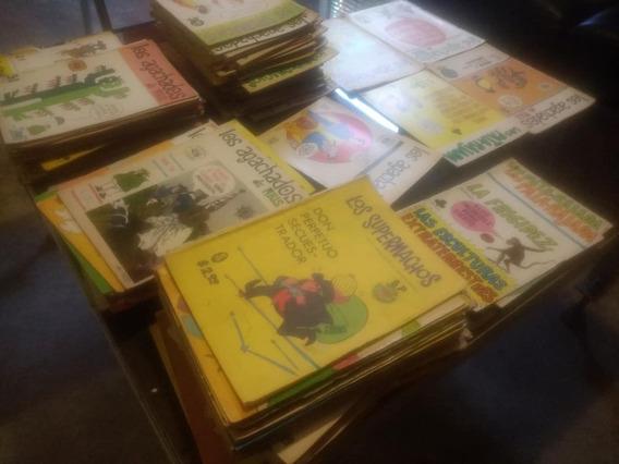 Coleccion De Supermachos Y Los Agachados De Rius