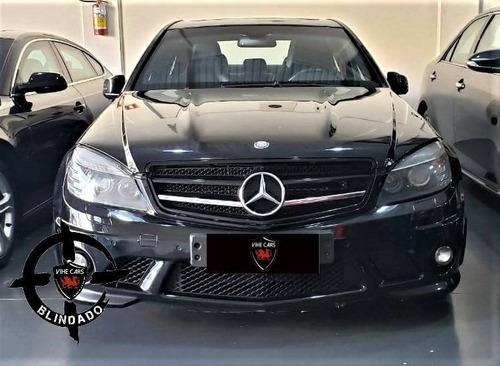 Mercedes-benz C 63 Amg 6.2 V8 Gasolina Mct
