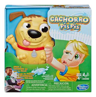 Hasbro Gaming Juego De Mesa Cachorro Pis Pis