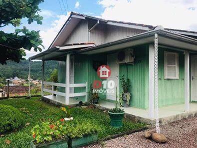 Casa Com 3 Dormitórios À Venda, 63 M² Por R$ 170.000 - Nova Itália - Urussanga/sc - Ca1459